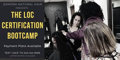 3 Day Loc Boot Camp Certification