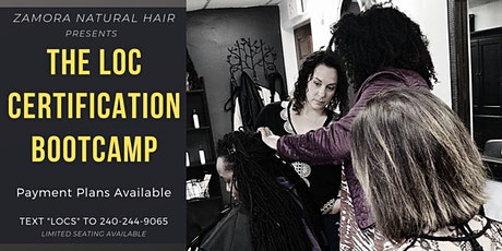 Learn How to Start & Style Locs  tickets