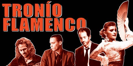 Tronío Flamenco at La Puerta Negra tickets