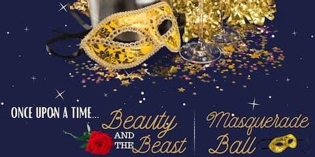 Beauty & the Beast Masquerade Ball tickets