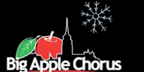 Big Apple Chorus Holiday Singout tickets