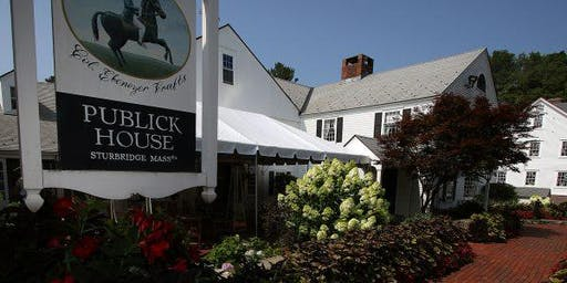 Dinner & Paranormal Investigation at the Publick House Inn!