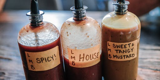 Fermented Sauces and Salsas #3 (open to waitlisted registrants only)