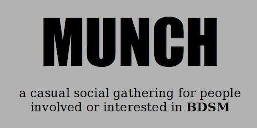 November  Bay Ridge Munch~ a BDSM Lifestyle Social Meetup