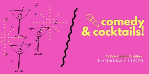 Comedy & Cocktails