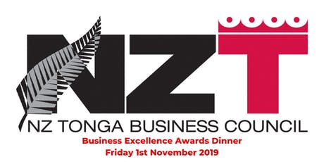 New Zealand Tonga Business Excellence Awards Dinner tickets