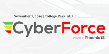 CyberForce 2019 tickets