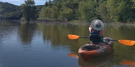 WINGS Intro to Kayaking tickets