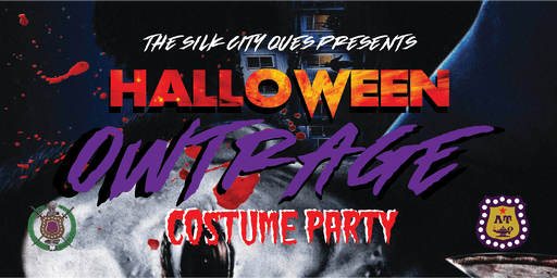OWTRAGE HALLOWEEN PARTY
