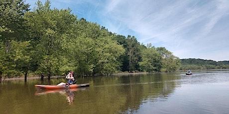 WINGS Kayaking Trip tickets