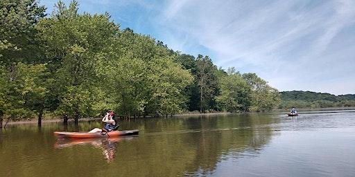 WINGS Kayaking Trip