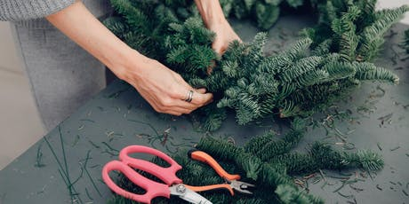 Holiday Wreath Class - Saturday Edition tickets