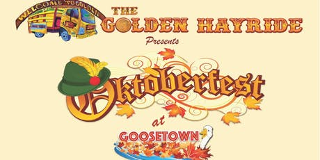 Golden Hayride Oktoberfest tickets