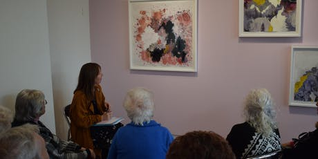 Make Moments: Conversation & Coffee Art Tour tickets