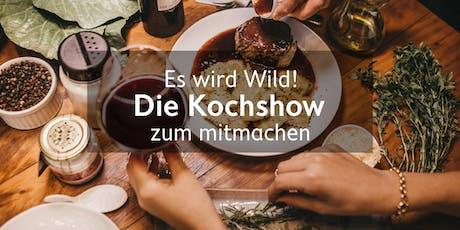 Es wird Wild! - Bei media@home ferner in Braunschweig Tickets