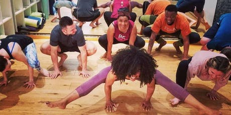 Yoga with Jas tickets