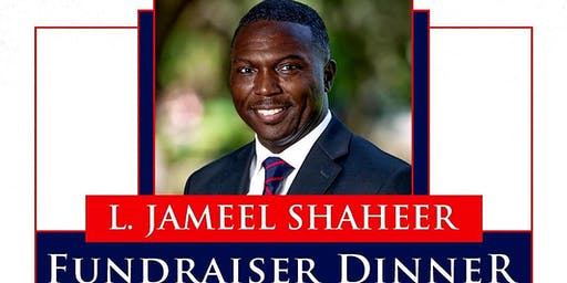 fundraiser dinner for L. Jameel Shaheer