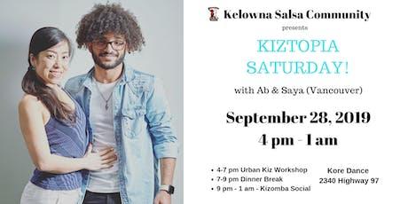 Kiztopia Saturday tickets