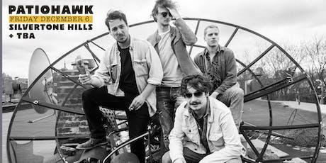 Patiohawk + Silvertone Hills + The Bandicoots tickets