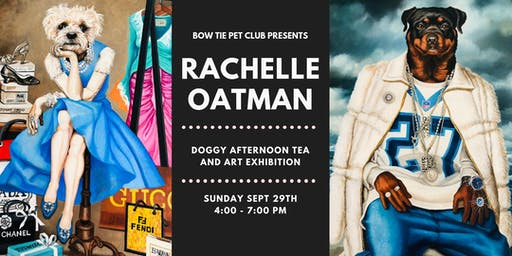 Doggy Afternoon Tea and Art Exhibition