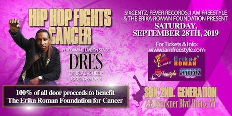 HIPHOP FIGHTS CANCER H-DIZ tickets