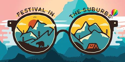FESTIVAL IN THE SUBURBS 2020