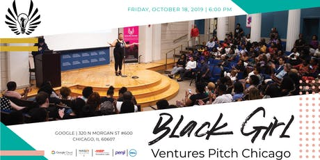 Black Girl Ventures Chicago powered by Google Cloud for Startups tickets