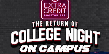 College Night on Campus tickets