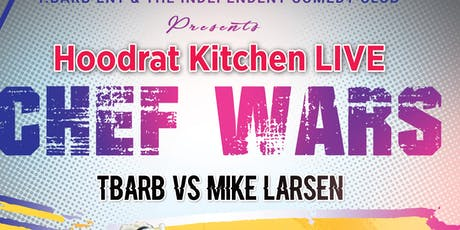 Chef Wars: Battle Italian Vegan Vs. Carnivore tickets
