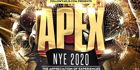 APEX NYE 2020 tickets