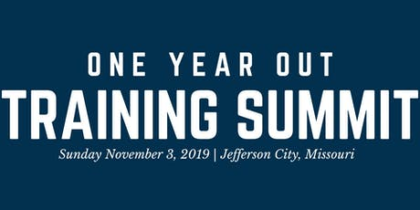 One Year Out Training Summit tickets