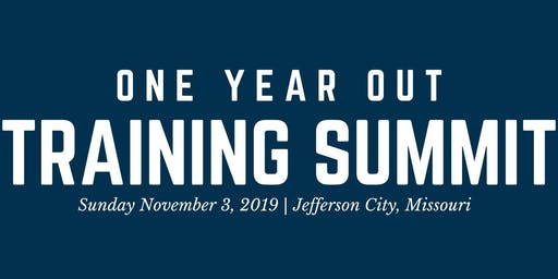 One Year Out Training Summit