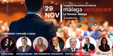 Málaga VentasCare 2019 Evento Solidario de Ventas entradas
