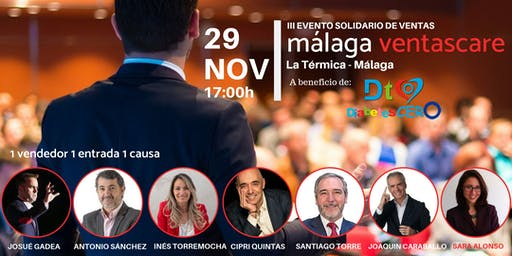 Málaga VentasCare 2019 Evento Solidario de Ventas