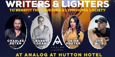 Writers & Lighters To Benefit The Leukemia & Lymphoma Society
