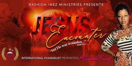 The Jesus Encounter tickets