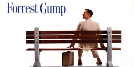 Pop Up York presents - 'Forrest Gump' (12a) tickets