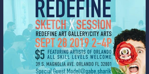 Redefine Sketch Session Sept2019