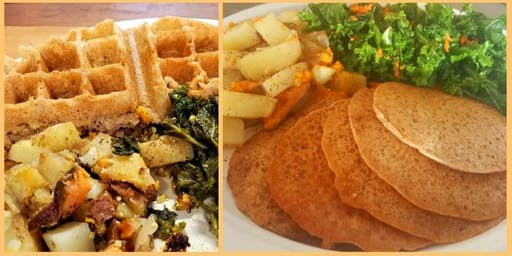 Pop-up Vegan Brunch & Market @Viva Bowls!