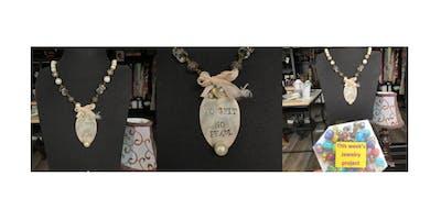 Jewelry Design   Spoon Necklace