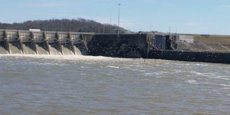 IJAMS BIRD-ABOUTS: Fort Loudoun Dam tickets