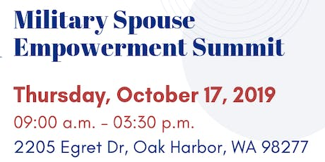 Military Spouse Empowerment Summit tickets