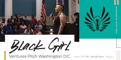 BGV Pitch DC presented by Black@ Facebook DC tickets