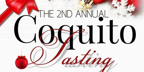 Coquito Tasting and Challenge tickets