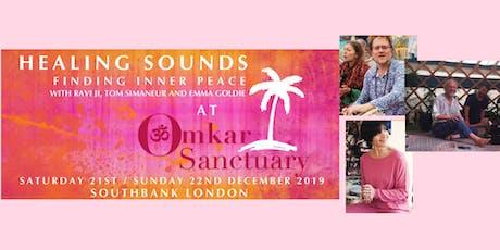 Healing Sounds with Ravi Ji, Tabla Tom & Emma Goldie tickets