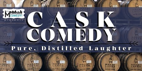 Cask Comedy at Great Lakes tickets