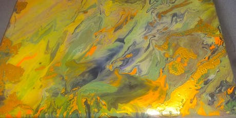 It's a Luminous Painting Party (for beginners) tickets