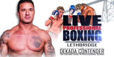 Dekada Contender Lethbridge tickets