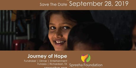 Journey of Hope - Dinner & Music for a cause tickets