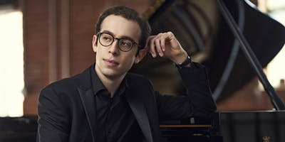 Miami Int'l Piano Festival  Georgian Pianist Nicolas Namoradze